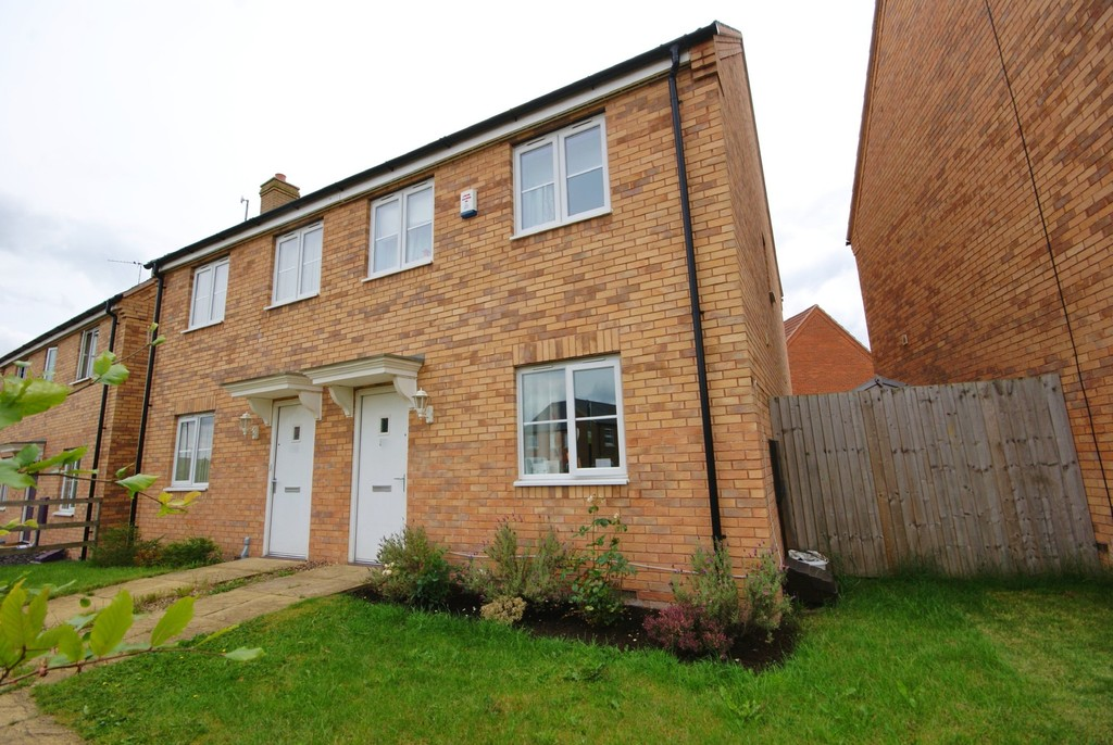 3 Bedrooms Property for sale in Juniper Way, Witham St Hughs, Lincoln LN6
