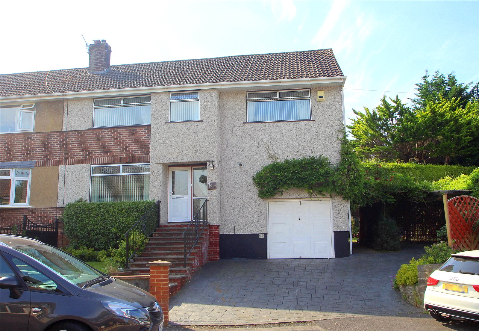 5 Bedrooms Semi Detached House for sale in Crantock Avenue Headley Park Bristol BS13
