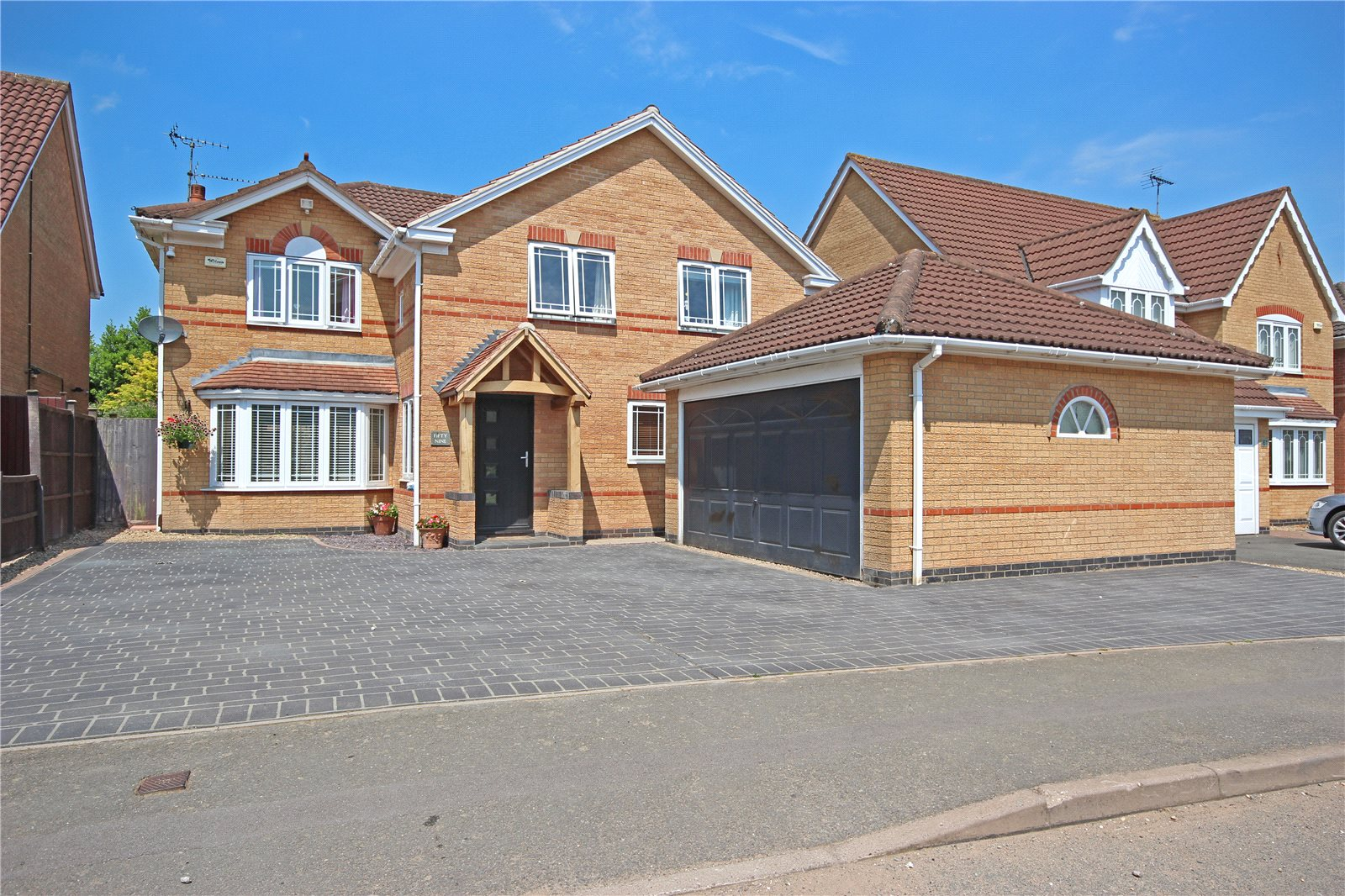 Whitegates Leicester 6 Bedroom House For Sale In Forest House Lane