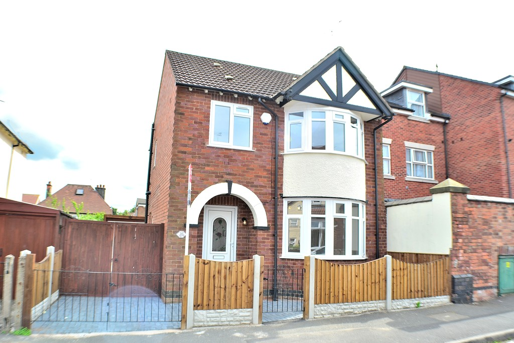 3 Bedrooms Detached House for sale in Palmerston Street, Derby DE23