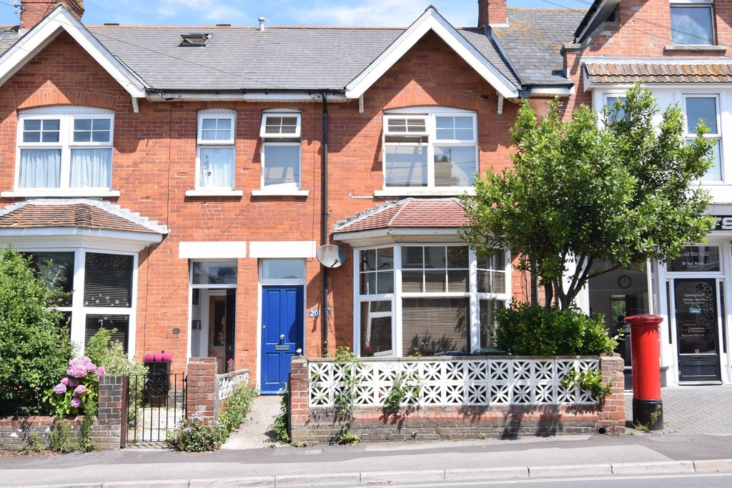 3 Bedrooms Terraced House for sale in Spa Road, Weymouth DT3