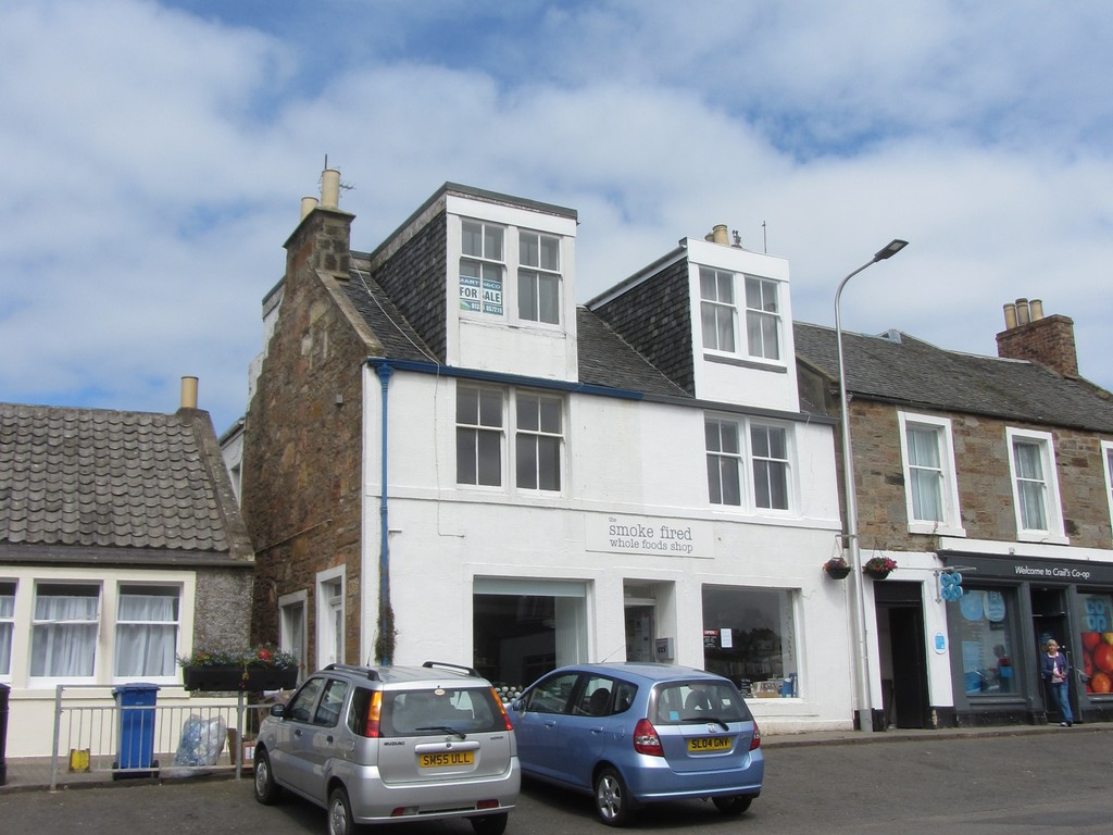 3 Bedrooms Maisonette Flat for sale in High Street, Crail KY10