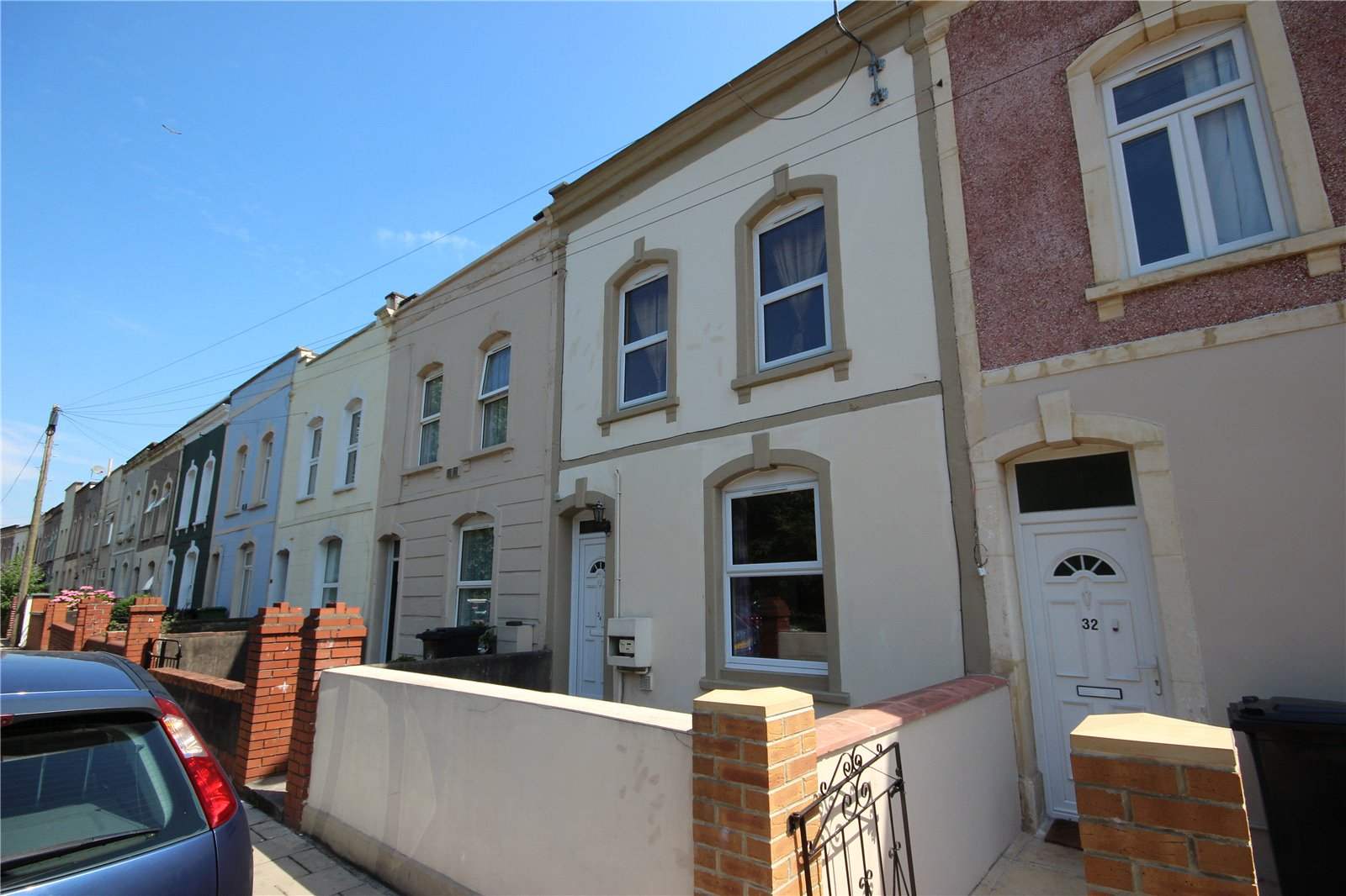 3 Bedrooms Terraced House for sale in Claremont Street Easton Bristol BS5