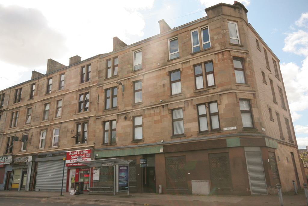 1 Bedroom Apartment Flat for sale in 492 Cathcart Road G42
