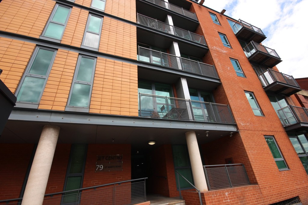 Apartment Flat for sale in 76 Jet Centro, St Marys Road, CITY CENTRE S2