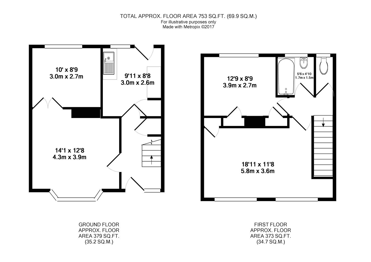cj hole westbury on trym 2 bedroom house for sale in