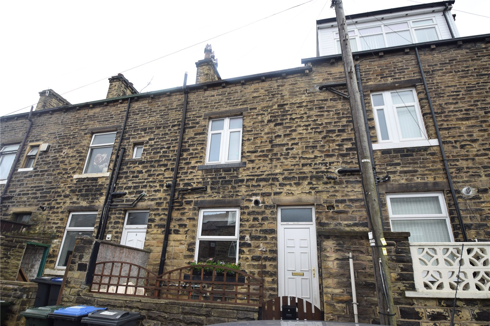 Yorkshire Terrace: Whitegates Keighley 3 Bedroom House SSTC In Dalton Terrace
