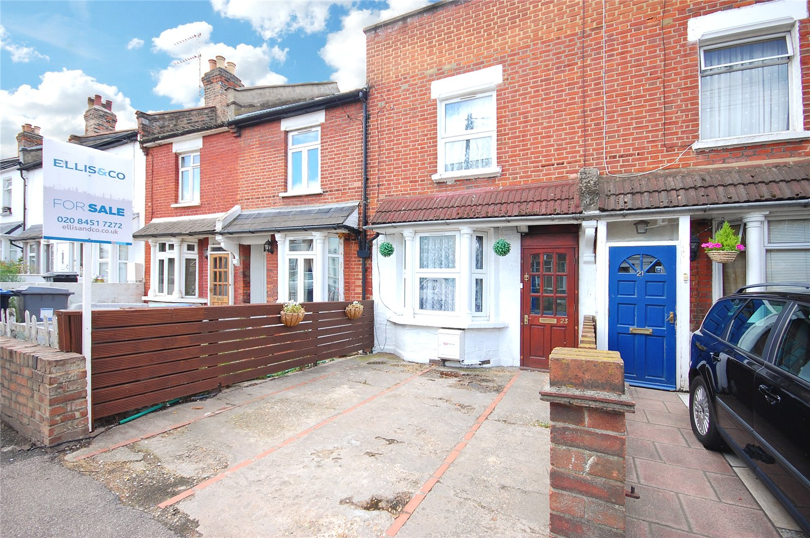 2 Bedrooms Terraced House for sale in Rucklidge Avenue London NW10