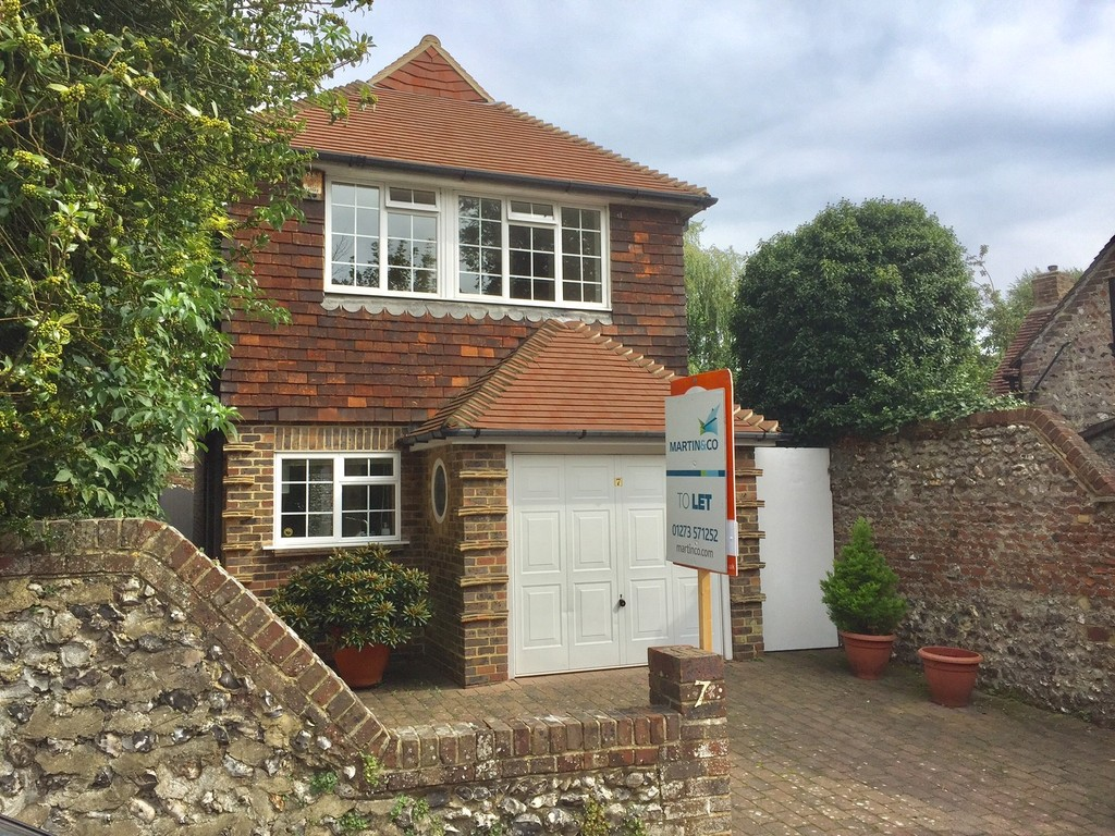 3 Bedrooms Detached House for rent in Brighton, East Sussex BN1
