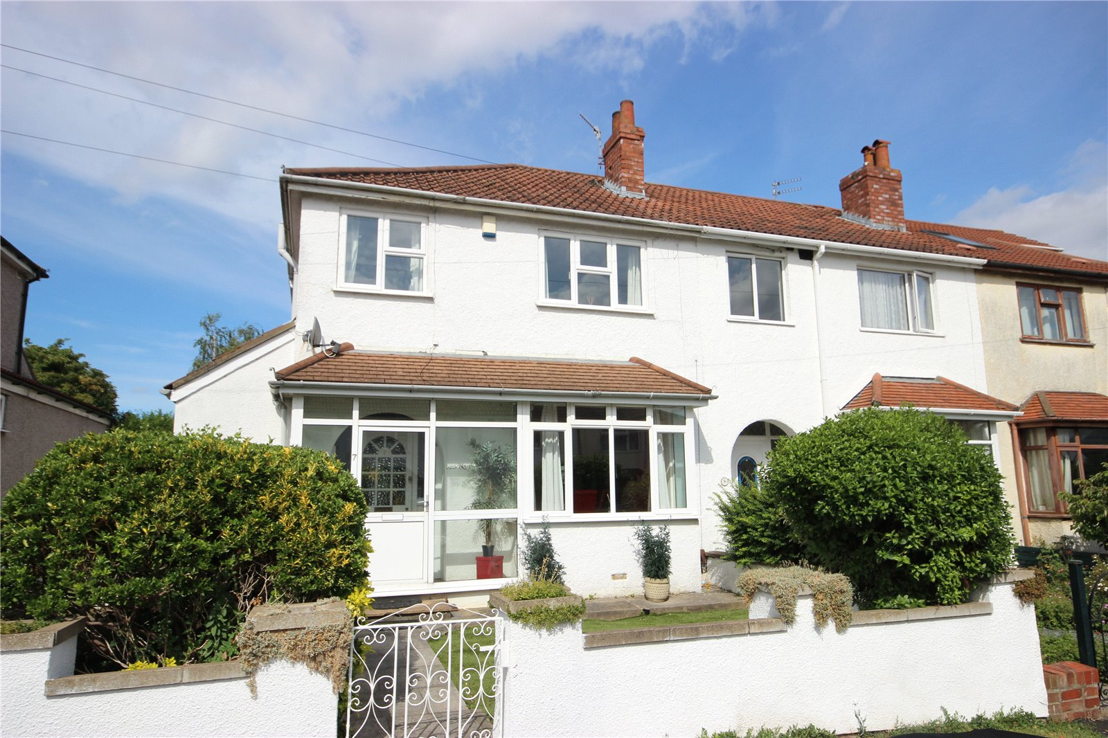 3 Bedrooms Detached House for sale in Woodchester Road Westbury-On-Trym Bristol BS10
