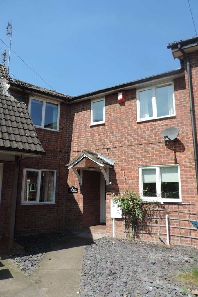 2 Bedrooms Terraced House for sale in Beaconside Close, Stafford ST16