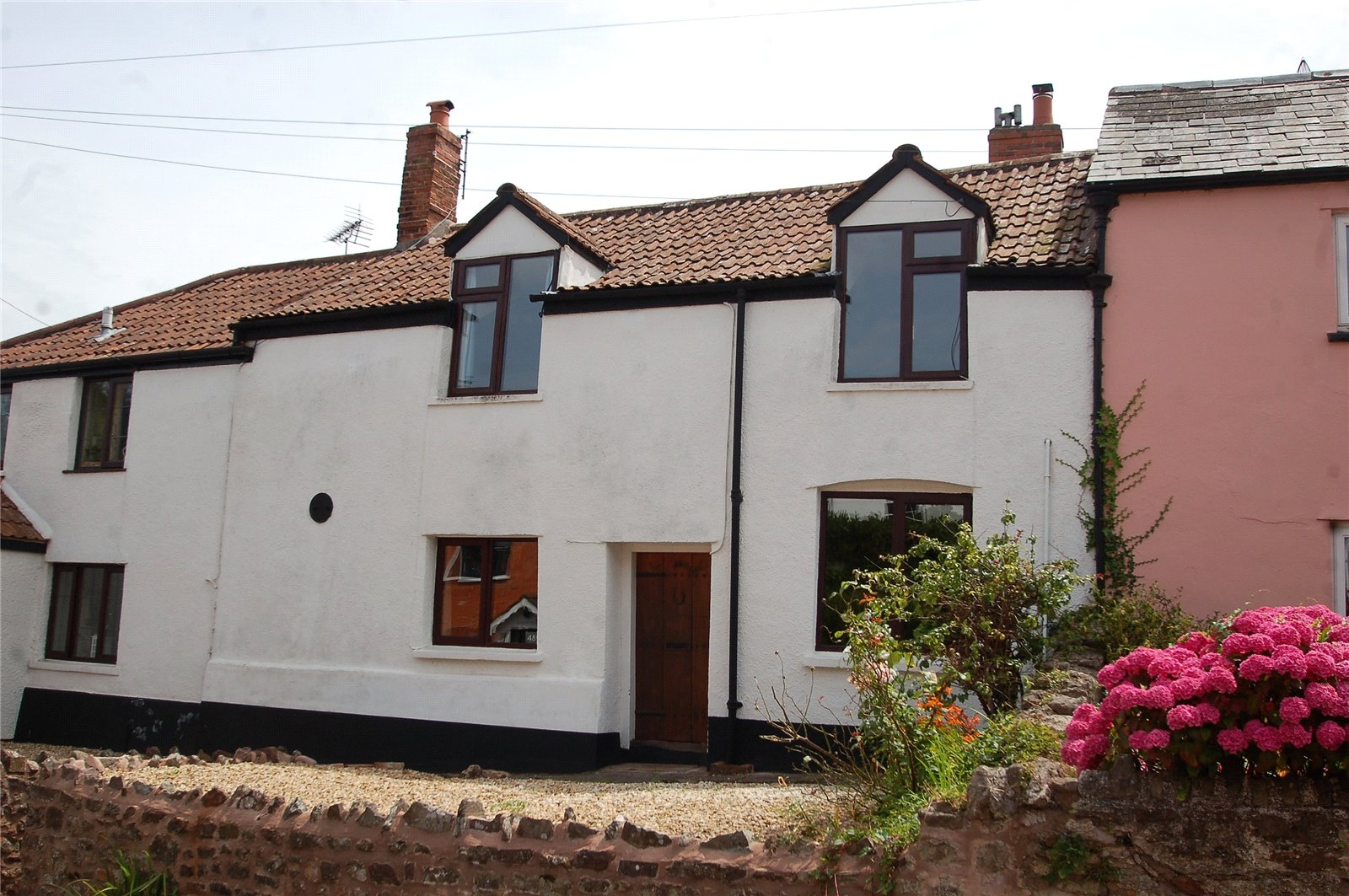 3 Bedrooms Property for sale in Castle Street Nether Stowey Bridgwater TA5