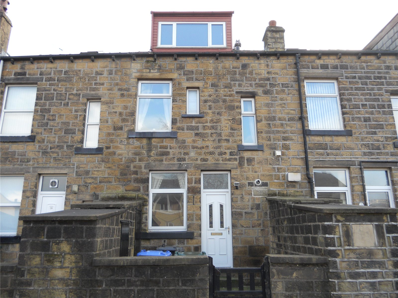 Yorkshire Terrace: Whitegates Keighley 3 Bedroom House SSTC In Nashville