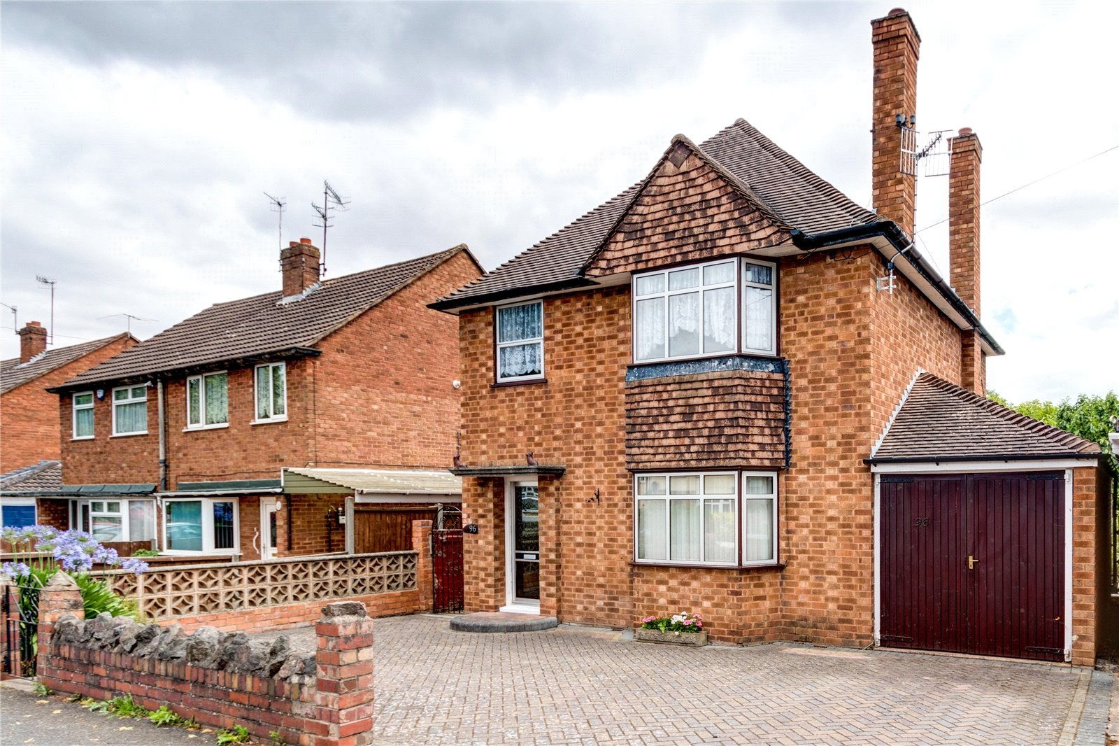 3 Bedrooms Detached House for sale in Henwick Rd St Johns Worcester WR2