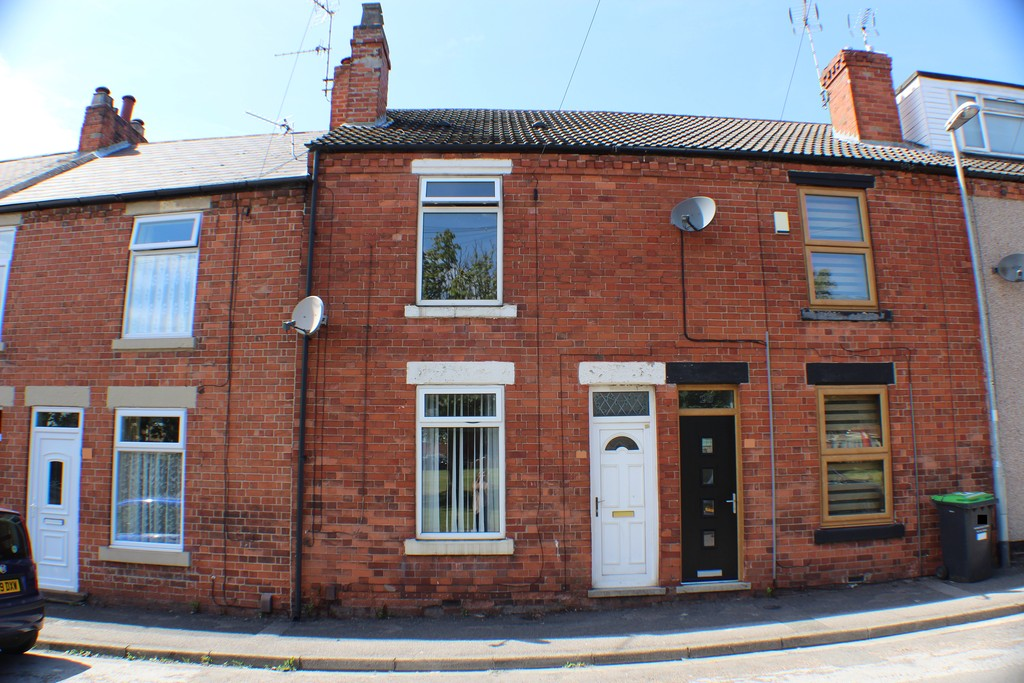 2 Bedrooms Terraced House for sale in Occupation Road, Hucknall NG15