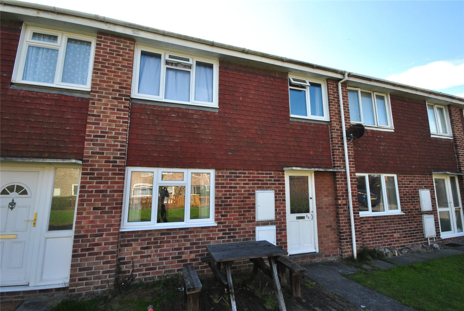 3 Bedrooms Terraced House for sale in Blackthorn Gardens Worle Weston-super-Mare BS22