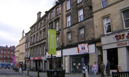 Photo of King Street, Stirling