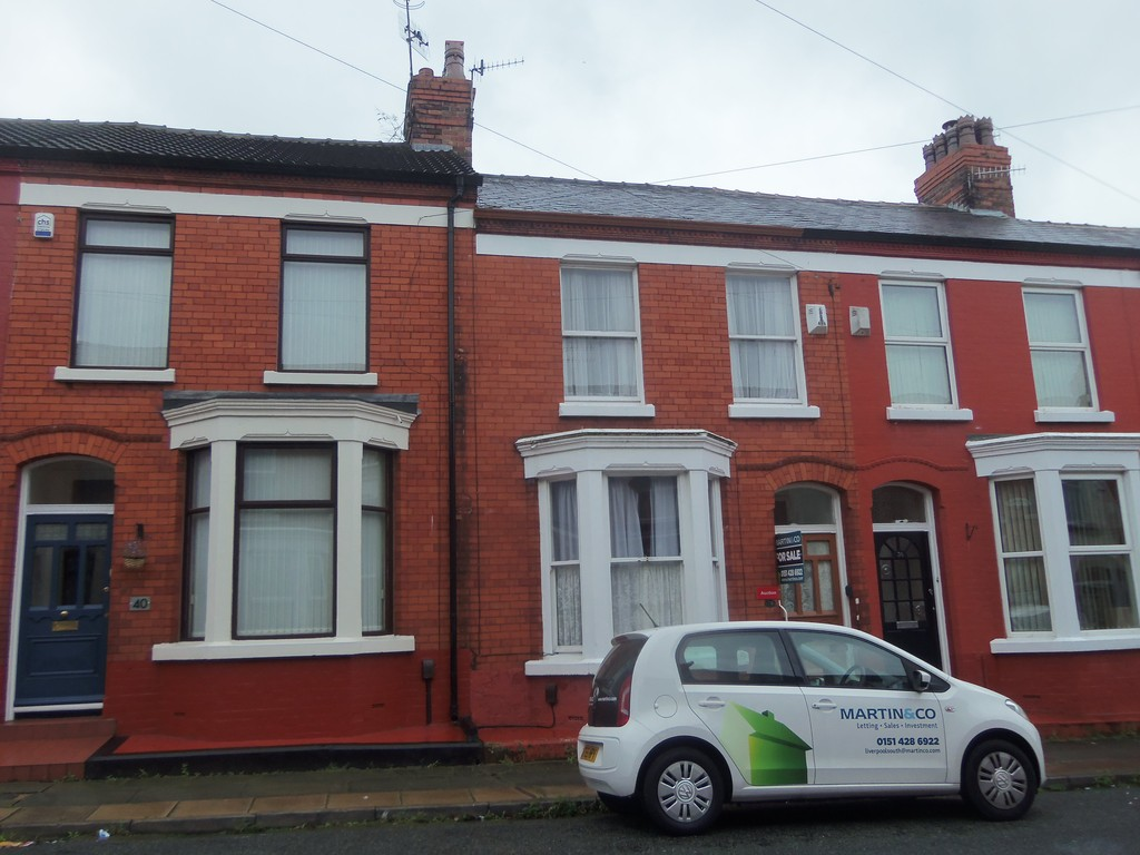 2 Bedrooms Terraced House for sale in Lisburn Road, Aigburth, Liverpool L17