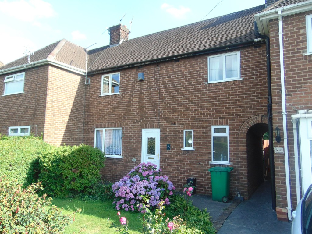 3 Bedrooms Terraced House for sale in Felstead Road, Beechdale NG8