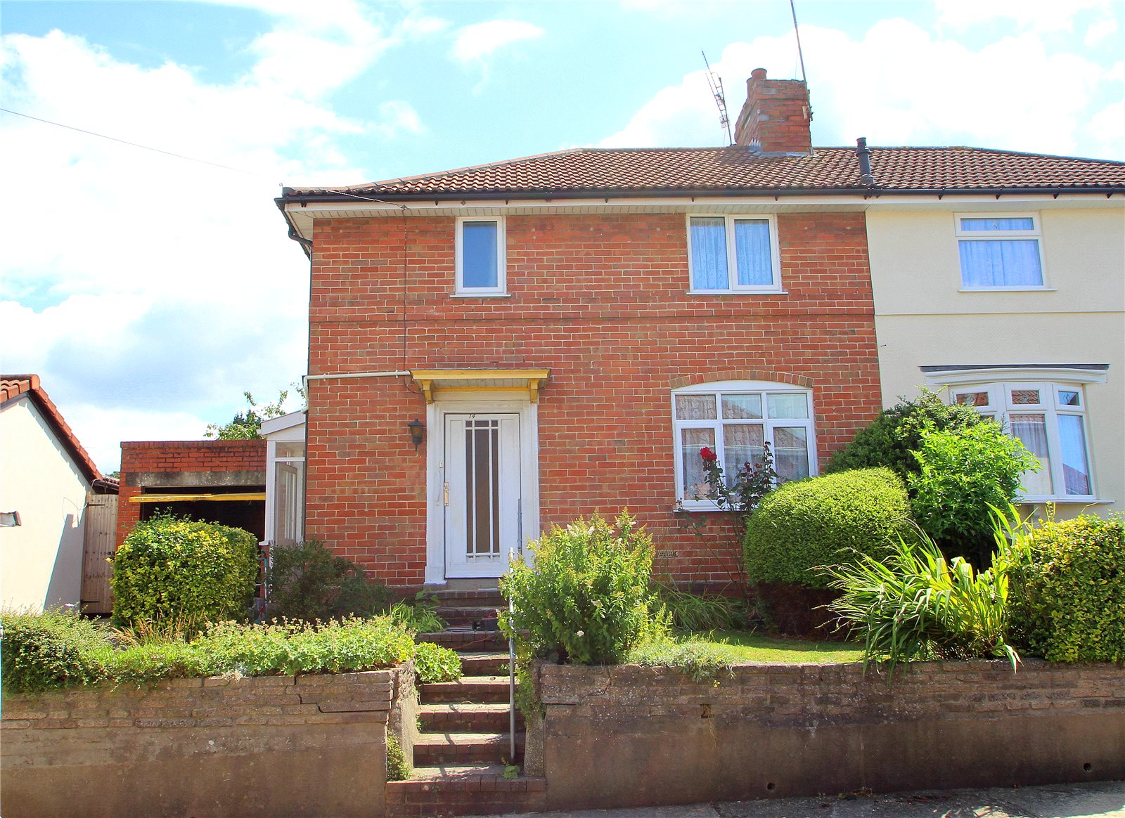 3 Bedrooms Semi Detached House for sale in Longmoor Road Ashton Bristol BS3