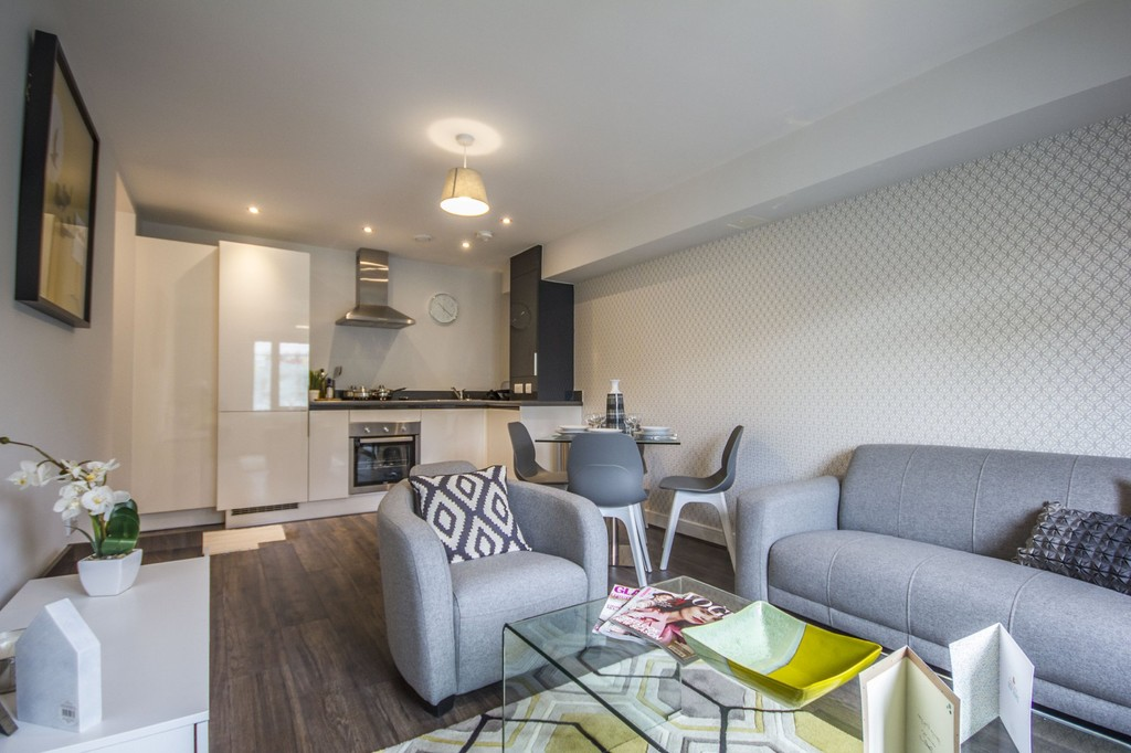 1 Bedroom Apartment Flat for sale in Drapery House, Fabrick Square, Bradford Street, Digbeth B12