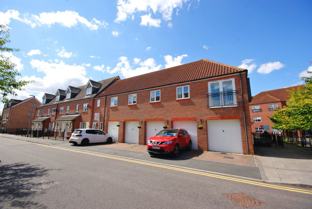 2 Bedrooms Flat for sale in Witham Mews, Anchor Quay, Lincoln LN5