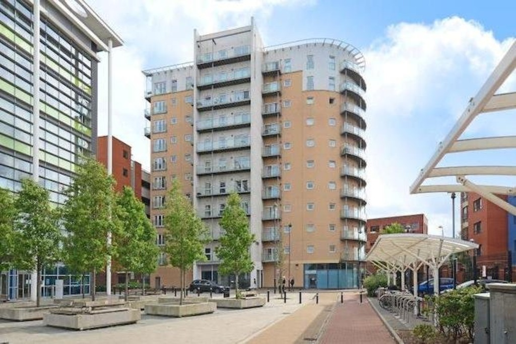 2 Bedrooms Apartment Flat for sale in Coode House, Millsands, Sheffield S3