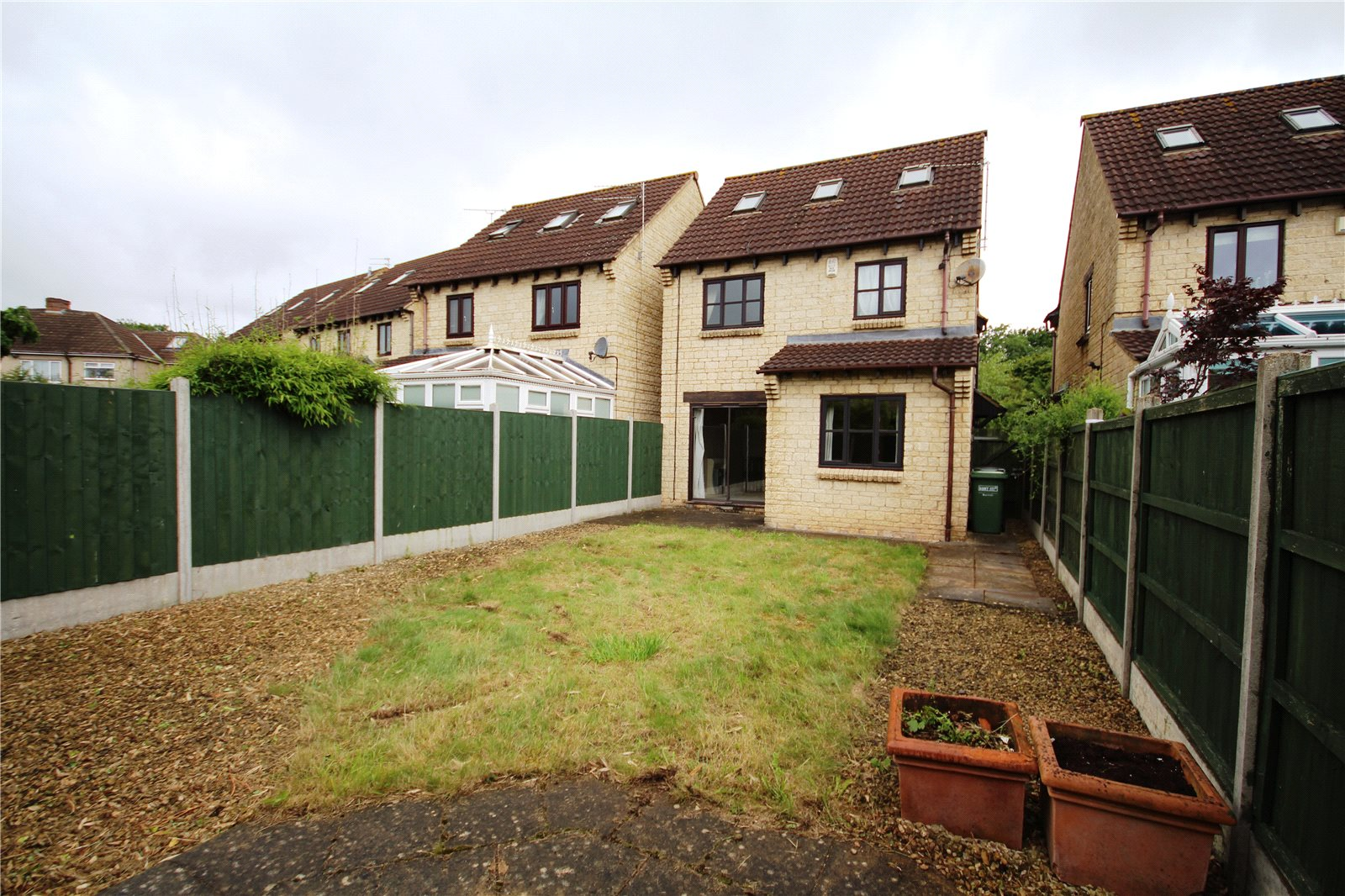 Cj Hole Downend 4 Bedroom House For Sale In Bromley Heath