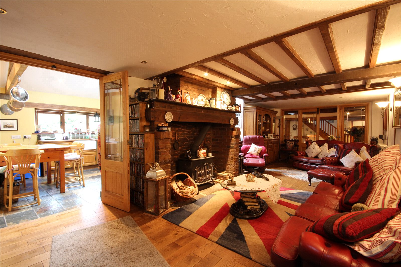 CJHole Downend 4 bedroom Barn Conversion For Sale in ...