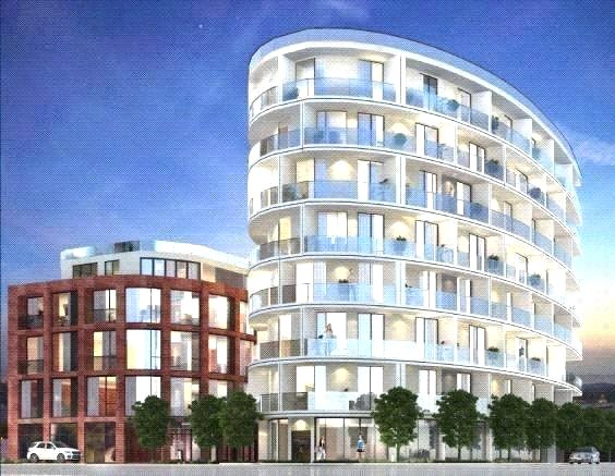 3 Bedrooms Flat for sale in Gateway House 322 Regents Park Road Finchley N3
