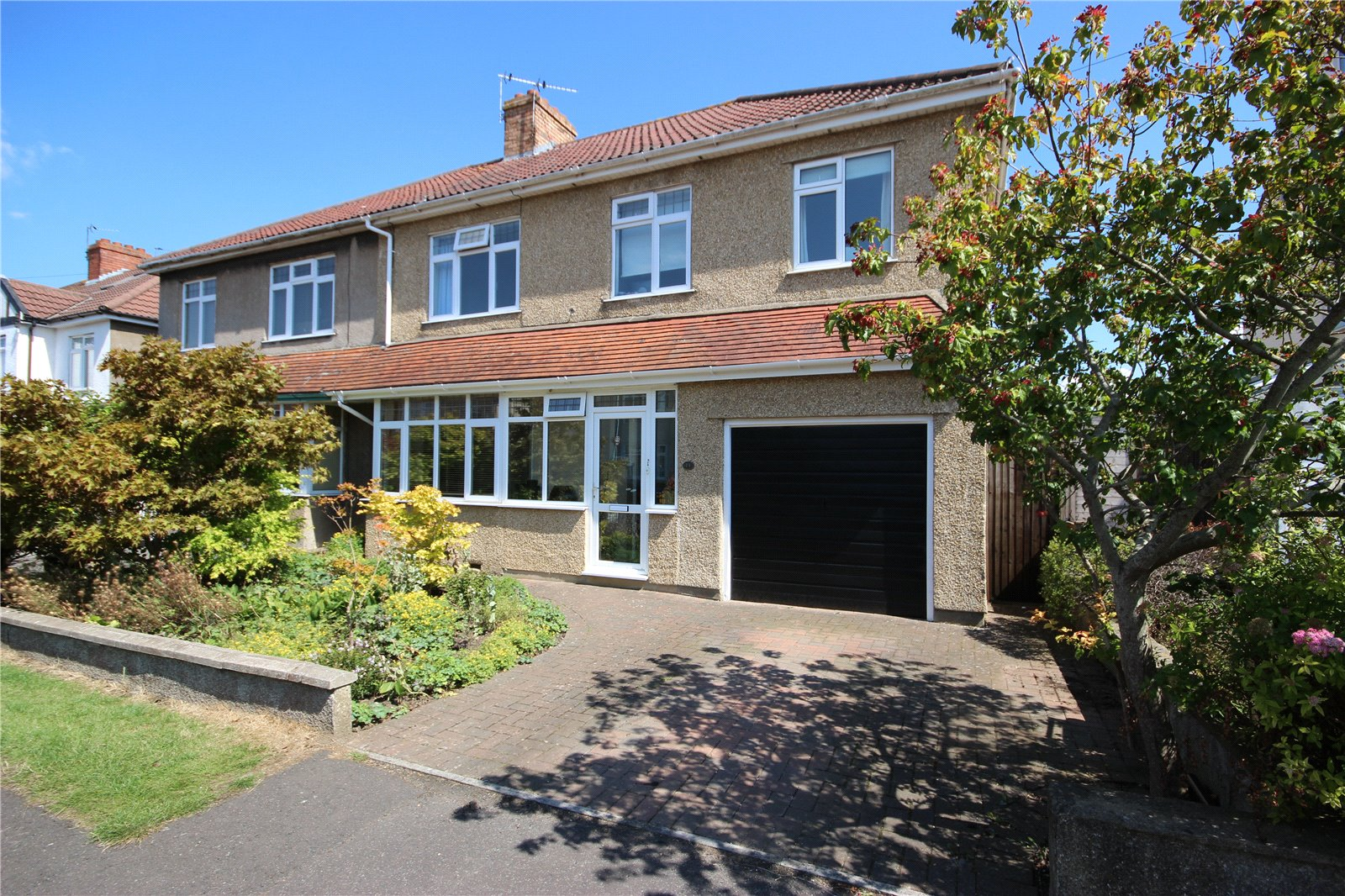 5 Bedrooms Semi Detached House for sale in Stadium Road Henleaze Bristol BS6