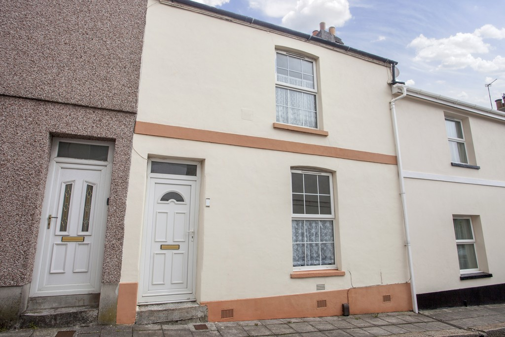2 Bedrooms Terraced House for sale in Providence Street, Greenbank PL4