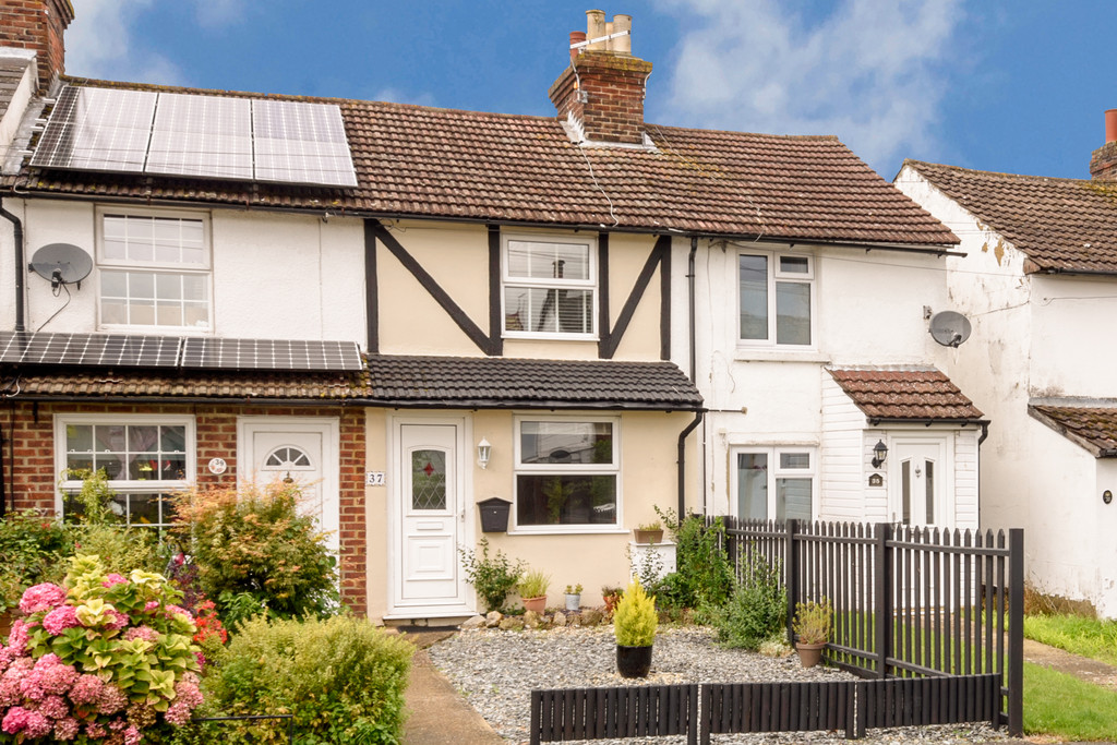 2 Bedrooms Terraced House for sale in Canterbury Road, Willesborough, Ashford TN24