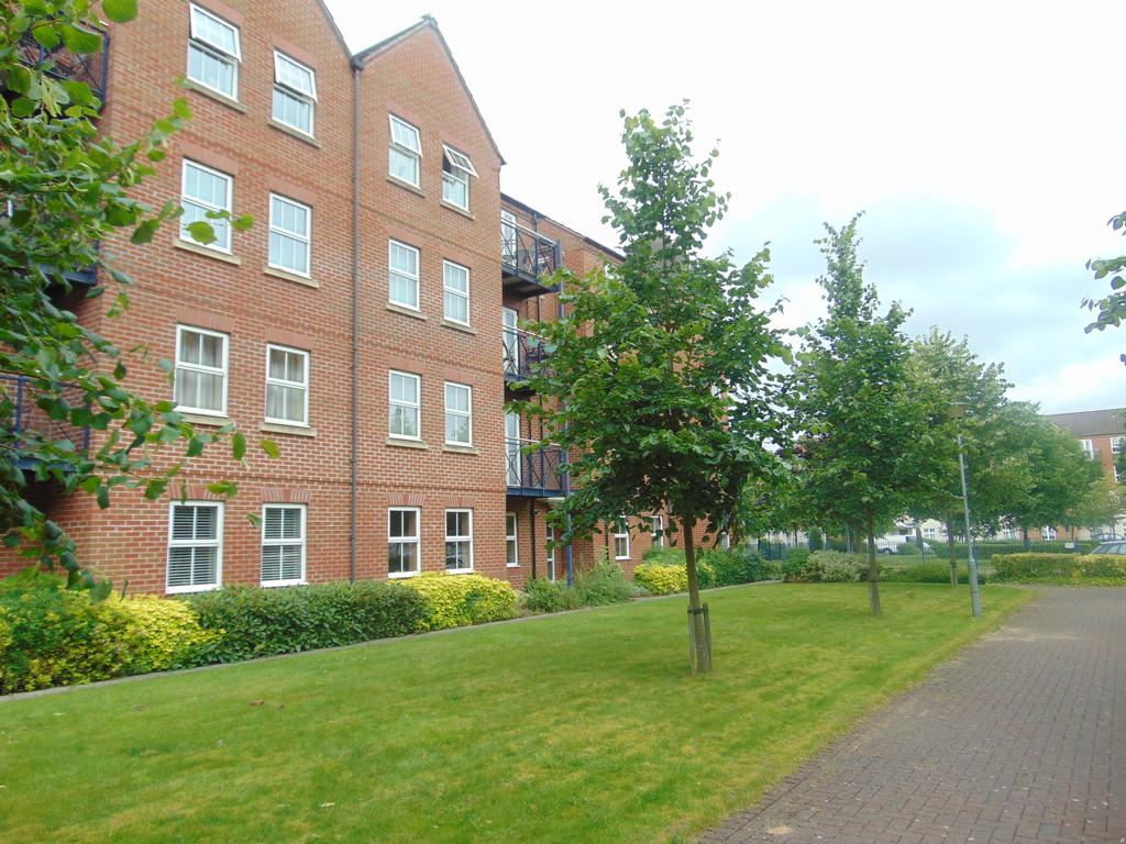 2 Bedrooms Apartment Flat for sale in Wenlock Drive, West Bridgford NG2