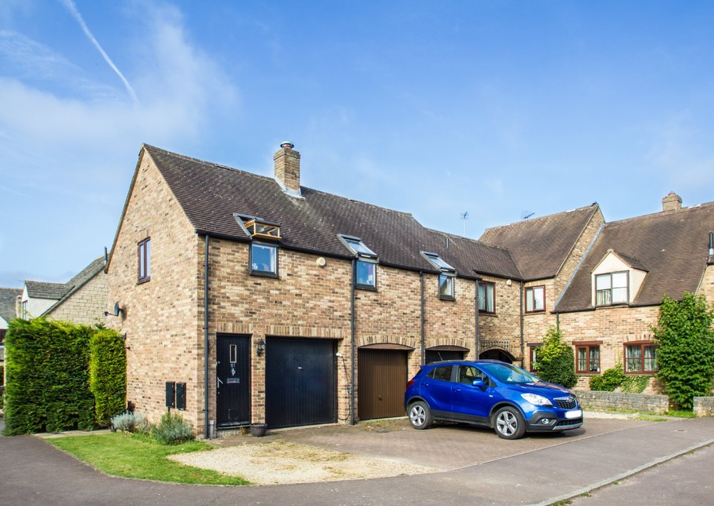 1 Bedroom Property for sale in Cotswold Meadow, WITNEY OX28