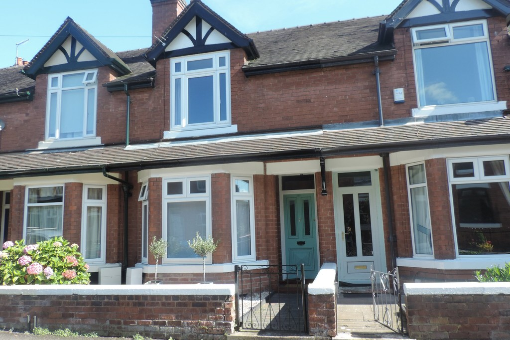 3 Bedrooms Terraced House for sale in Rowley Grove, Stafford ST17