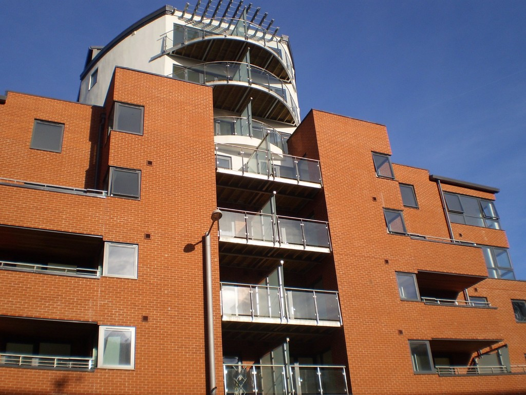 2 Bedrooms Apartment Flat for sale in Cymberline House, Shakespeare Street NG1
