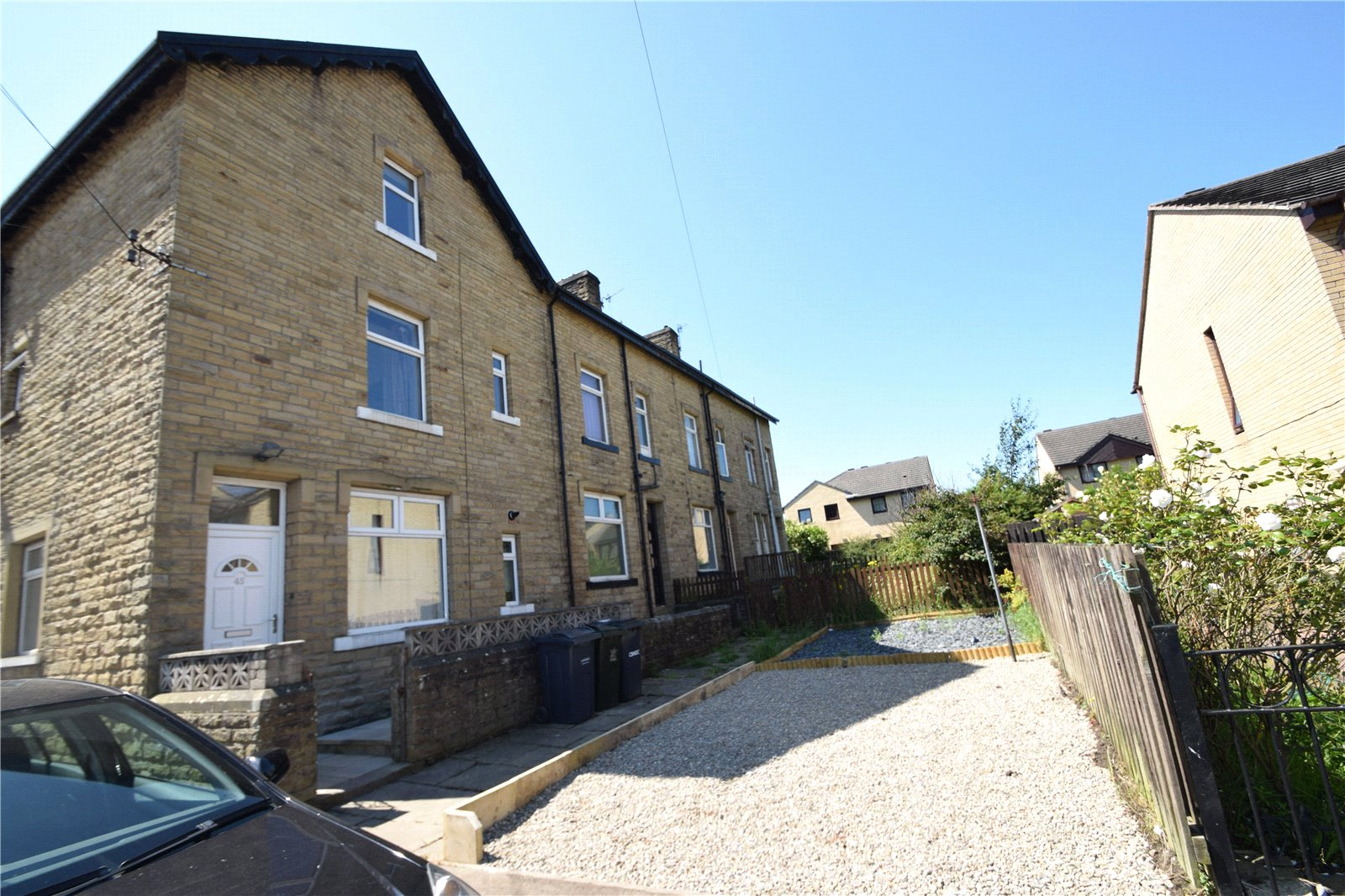 Yorkshire Terrace: Whitegates Keighley 2 Bedroom House Let Agreed In