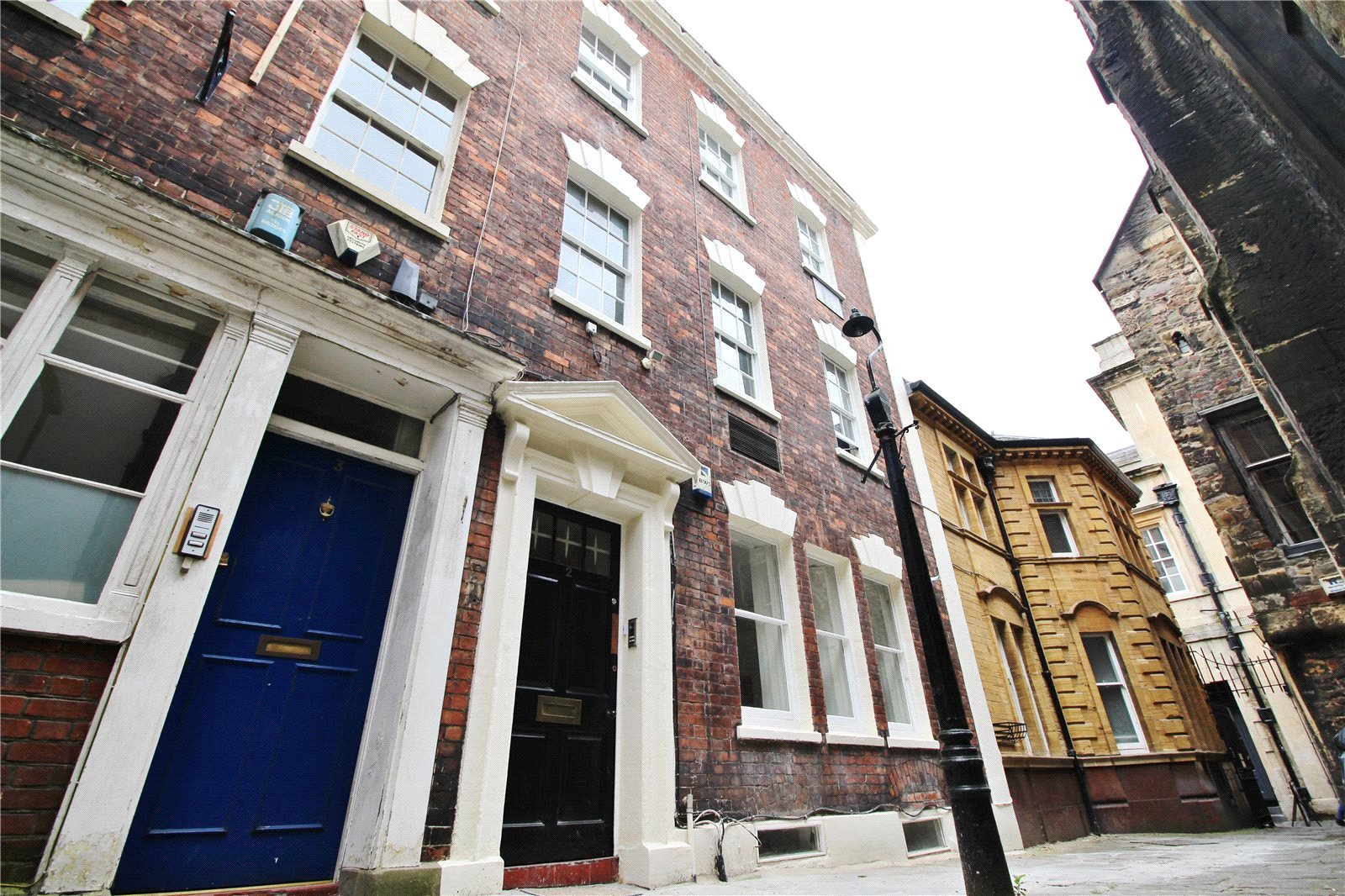 2 Bedrooms Flat for sale in All Saints Court Bristol Somerset BS1