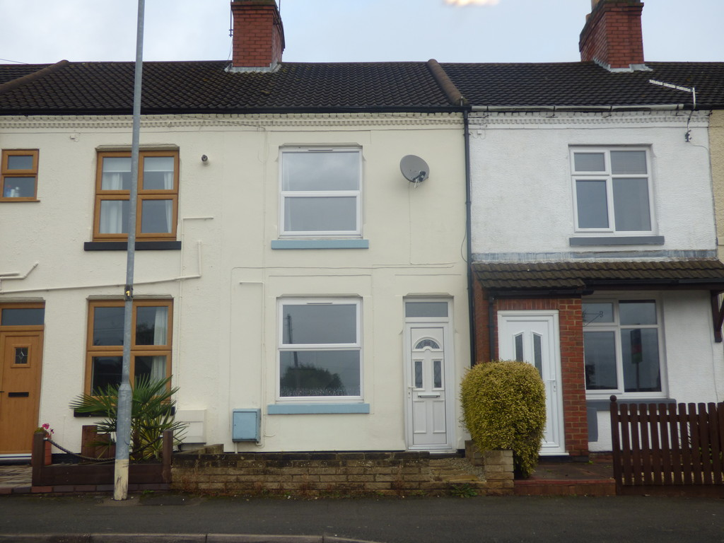 3 Bedrooms Terraced House for sale in Ravenstone, Leicestershire LE67