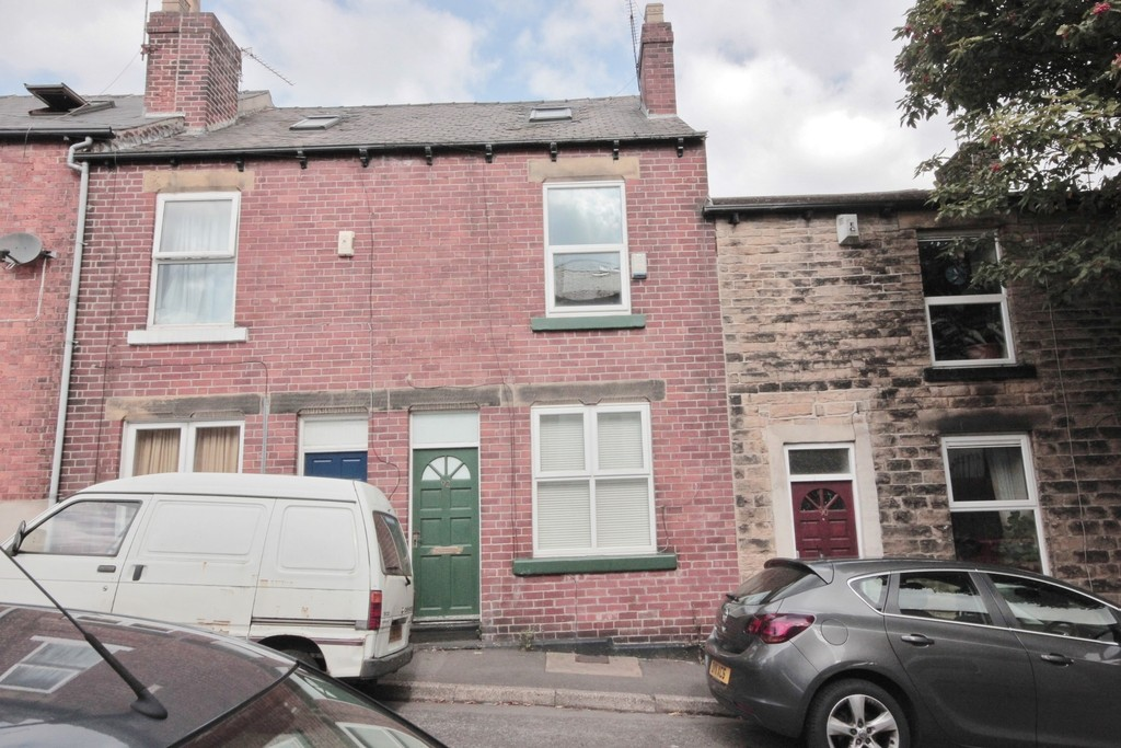3 Bedrooms Terraced House for sale in Fulton Road, Hillsborough, Sheffield S6