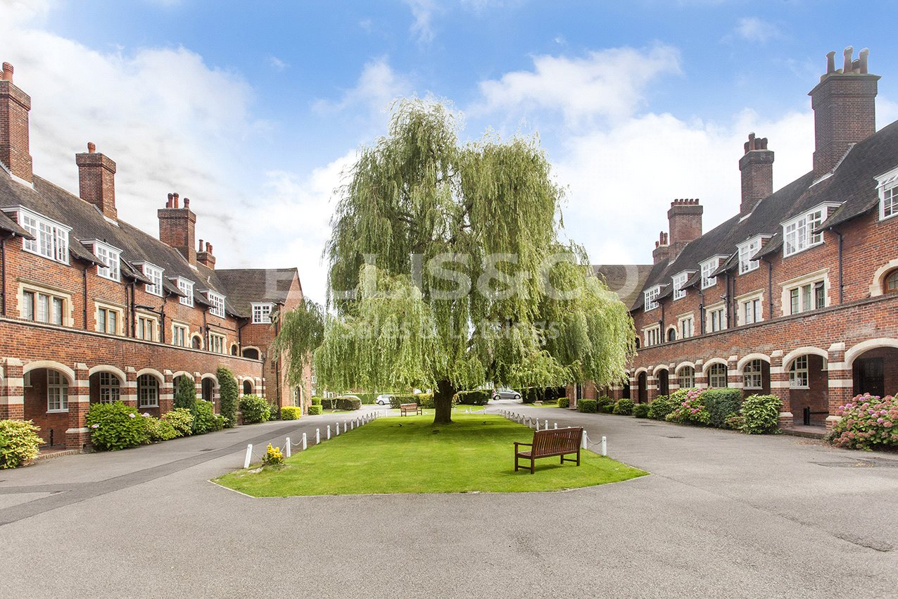 2 Bedrooms Flat for sale in Meadway Court London NW11