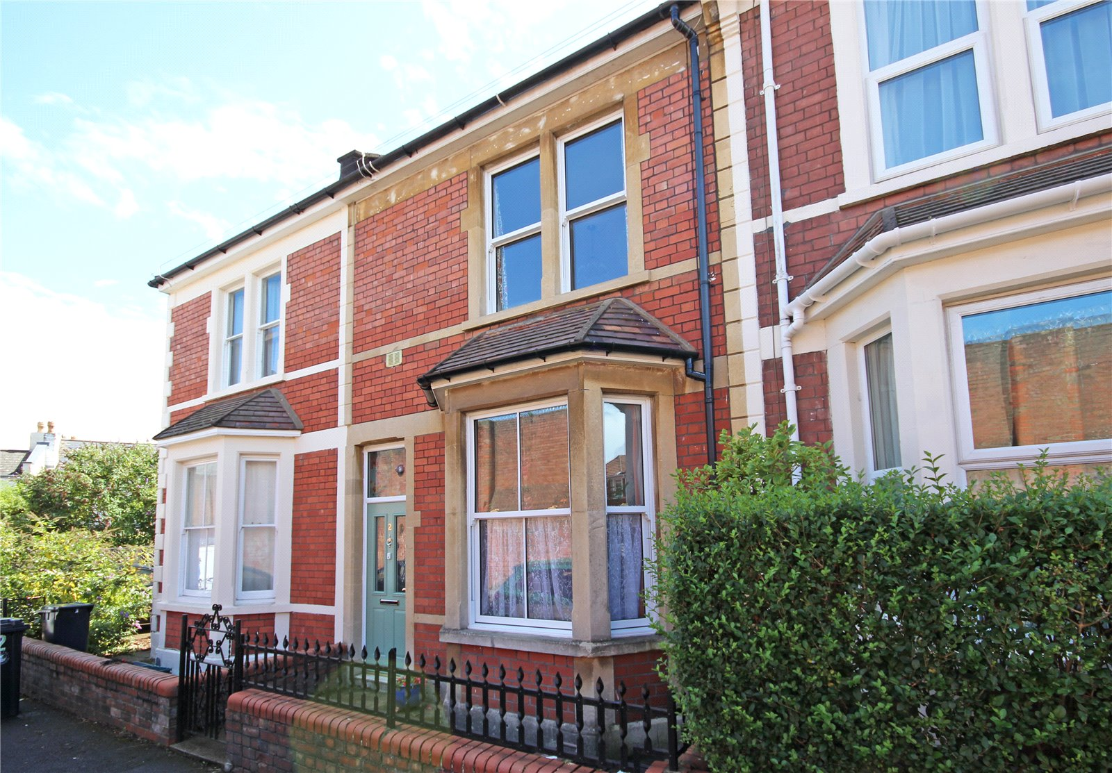2 Bedrooms Terraced House for sale in Cambridge Road Bishopston Bristol BS7