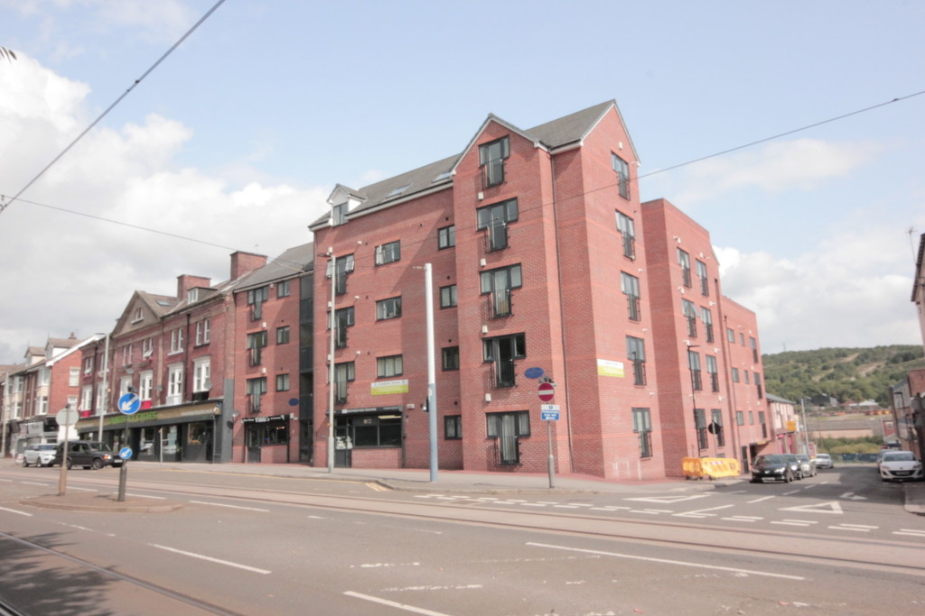 1 Bedroom Apartment Flat for sale in Sovereign Point, 178 Infirmary Rd, Sheffield S6