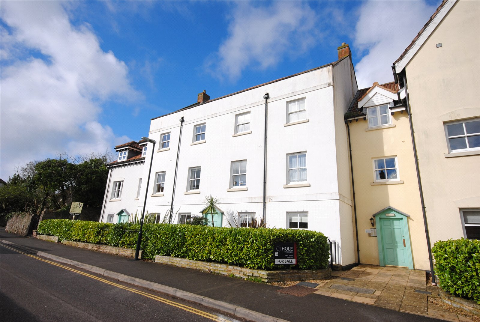 1 Bedroom Flat for sale in The Pennings St Marys Street Axbridge BS26
