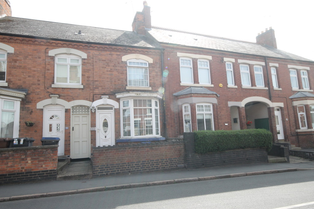 2 Bedrooms Terraced House for sale in High Street, Barwell LE9