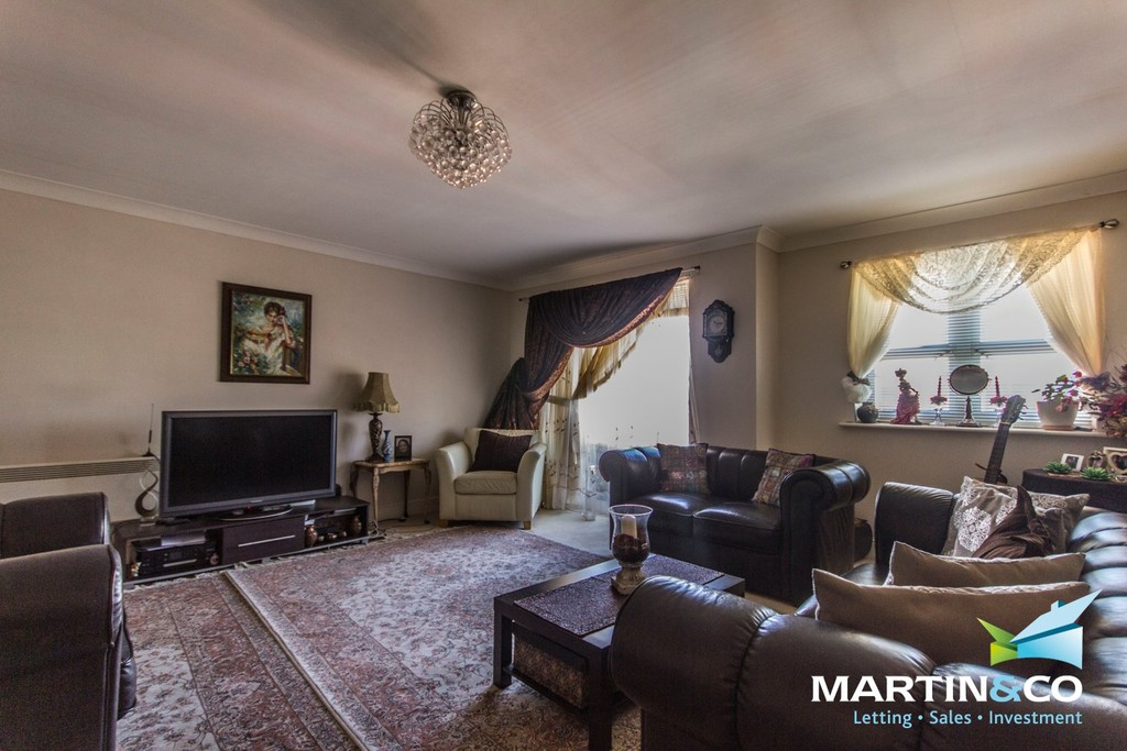 Martin Amp Co Birmingham City 1 Bedroom Apartment Let In