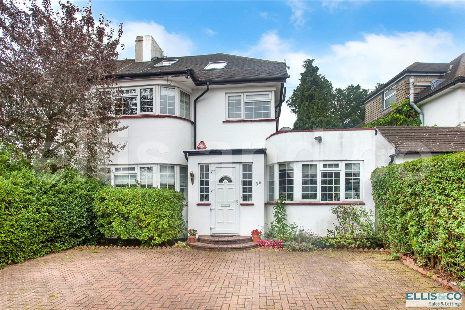 4 Bedrooms Semi Detached House for sale in Hale Drive Mill Hill London NW7