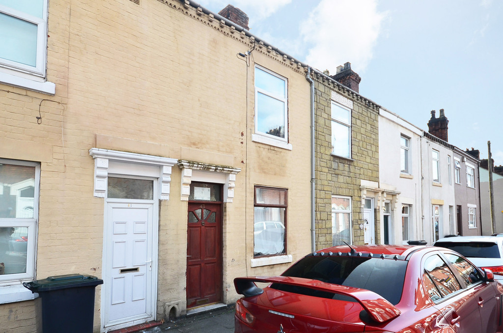 2 Bedrooms Terraced House for sale in Elgin Street, Shelton ST4
