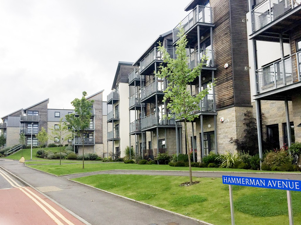 1 Bedroom Apartment Flat for sale in Hammerman Avenue, Aberdeen AB24